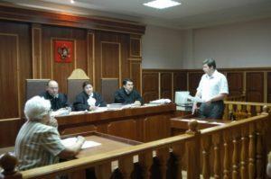 Судебный порядок взыскания долга