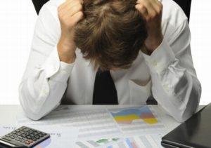 Недостатки амнистии по кредиту