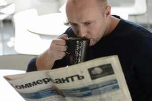 Публикации в Коммерсантъ о банкротстве