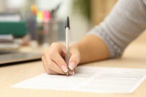Оформление расписки или устная договоренность