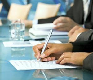 Протокол об утверждении баланса при ликвидации
