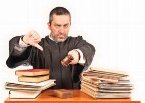 Процедура получения судебного приказа