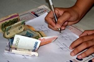 Деньги в долг под расписку у частного лица