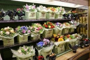 Магазин цветов бизнес