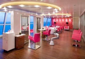 Бизнес салон красоты