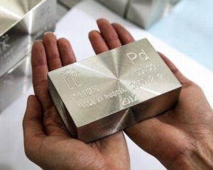Вложения в драгоценные металлы