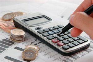 Семейный бюджет, составление таблицы