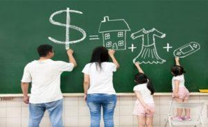 Как составить таблицу для управления семейным бюджетом