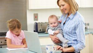 Заработки в сети Интернет для женщин
