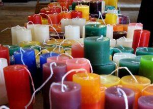 Завод свечей в гараже