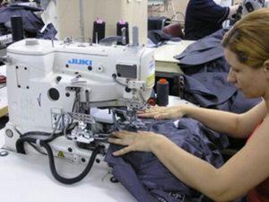 Пошив одежды как бизнес в гараже