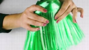 Производство метел из пластиковых бутылок