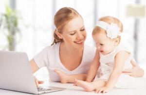 Что рекомендуют на форумах по заработкам для мам в декрете